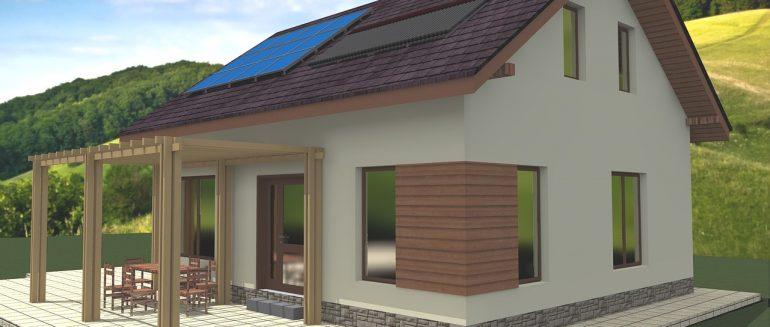 montované domy ako altenatíva k tradičnému bývaniu